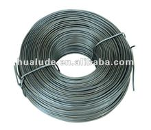 16ga black rebar tie binding wire for sale