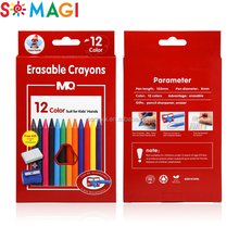 Art Supplies wax crayon sets for Children with EN71/ASTM4236/MSDS