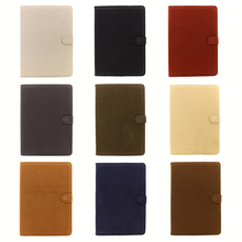 Tablet Accessories ! Book Style Leather Flip Cover Case For iPad 5 Multi-functions Laptop Case
