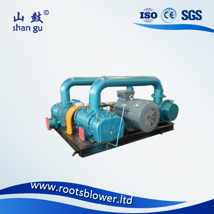 50-400mm bore size sand transport blower