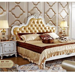 French style bedroom sets and country style panel furniture
