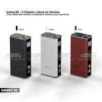 E-cigarette paypal accepted 100% Original mini e cigarette kamry30 watt