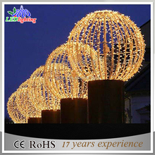 Wholesale alibaba led round ball outdoor light/decoration garden balls light