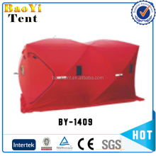 Anti cold weather ice fishing tent