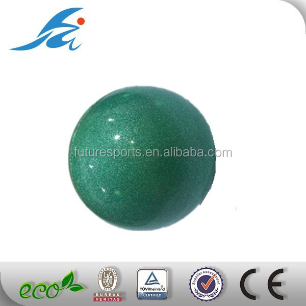 2015 Wholesale Pets Toy rubber sponge ball with glossy coating