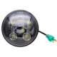 40W 20W 12V IP67 5.75 inch round Motorcycle led headlight