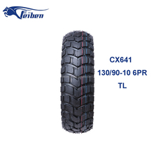CHINA DOT/CCC/ISO APPROVED TYRE FACTORY SCOOTER TIRE 130/90-10
