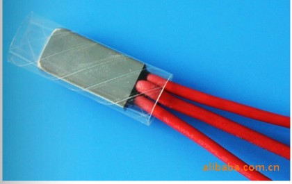 three-phase thermal motor protector 380V 10A biemtal thermal thermostat