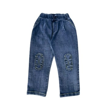 enfant hot sale spring autumn children jeans denim pants kids trousers jeans