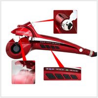 2018 hot selling in Amazon low price hair curler machine for hair curler waver