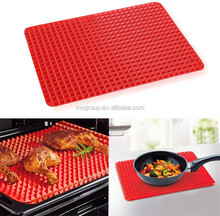 reusable Pyramid silicone non stick baking mat,nonstick Non-Stick Silicone Baking Mat Set