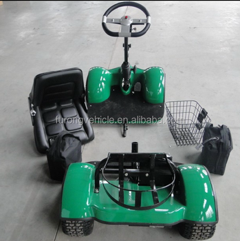 24V1000W Curtis Controller 110A single seat golf buggy from TOP OEM factory