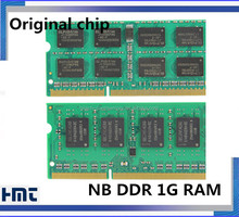 HongKong price 2 pieces 2x1GB ddr1 2gb laptop ram