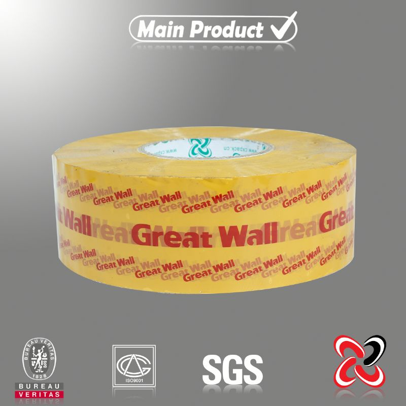 opp jumbo roll tape cut small tape