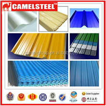 Corrugated Steel Plate/galvanized Sheet Metal Roofing Price