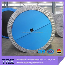 Rubber Conveyor Belt suiting for conveying ash ,lime rock, coal, limestone, petroleum coke