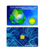 nano healthcare technology electricity saving card for reduce heat and electrical current lost and anti radiation