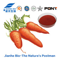 Natural pigment Dried Carrot Root Extract powder 10:1/ Beta Carotene 1%,10%,20%,96% to anti cancer and anti oxidant