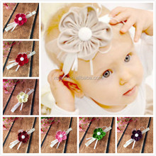 flower stylish head band free knitted headband patterns for baby girls