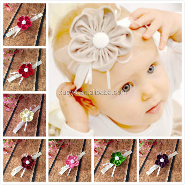 Baby Headbands Free Patternsyuanwenjun