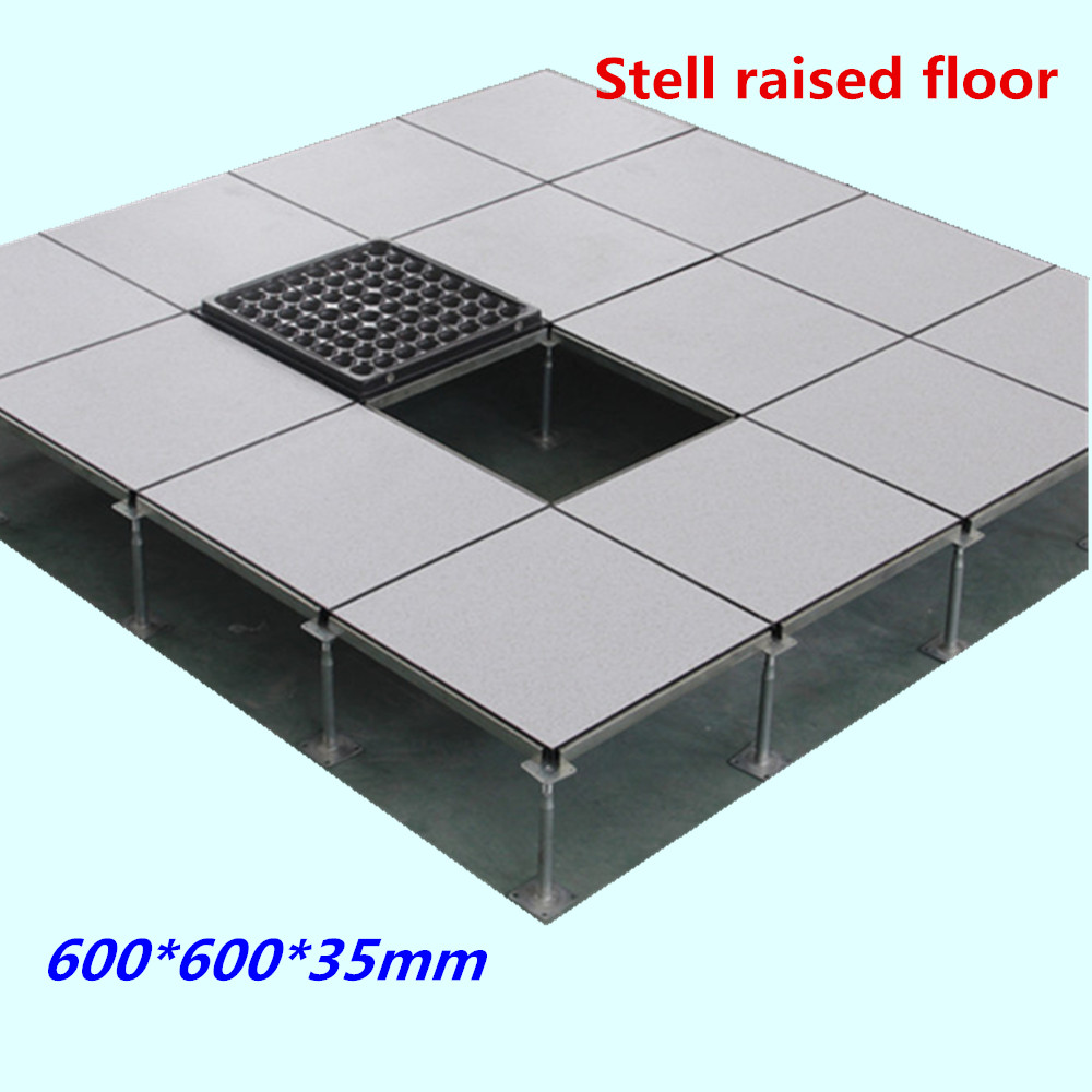 cement infilled Raised Access Floor System