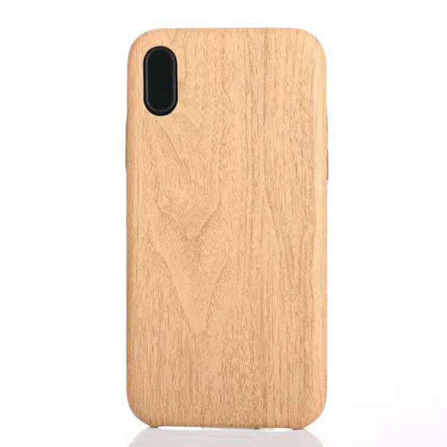 Wholesale Phone Case TPU Wood <strong>Grain</strong> For iPhoneX