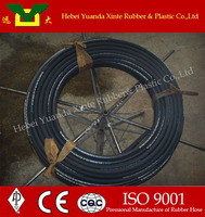 50mm soft rubber hose flexible hot water pipe bellow hose all colors and sizes