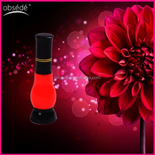 Obsede manufacturers free samples high quality professional waterproof organic private label nail polish