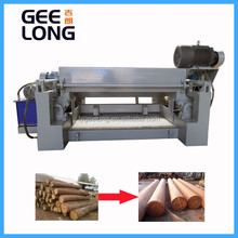 China geelong advanced wood skin debarker machine for timber woodworking factory