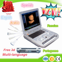 Arabic Cheap best selling portable pc ultrasound scanner SUN-800D
