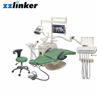 Anle Al-388SA Dental Chair Unit with Cheap Price and High Efficiency