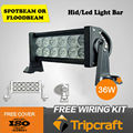 Promotion ! 36w LED Work Light Auxiliary Lamp For Suv,Truck,Atv,FARM MACHINERY