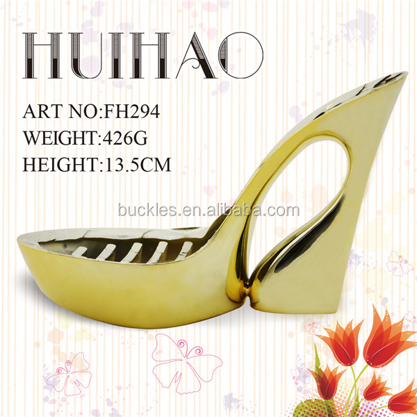 Fashion new design abs shoe heel for lady