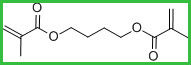High Quality methacrylate monomer, BDDMA,1,4-Butanediol dimethacrylate, uv functional monomer