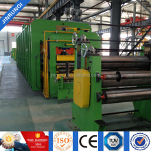 Rubber conveyor belt vulcanizer/production line for conveyor belt