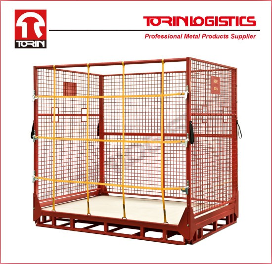 China Logistic Equipment Random Access Portable Storage Cage