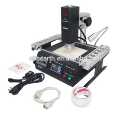 High quality LY HR6000 hot air stationBGA rework station SMT or SMD soldering machine upgrade from IR6000
