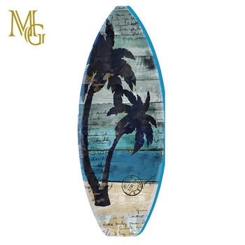 planche de surf de d coration forme vintage bois plaque murale buy plaque murale plaque murale. Black Bedroom Furniture Sets. Home Design Ideas