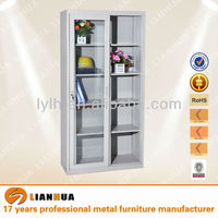 Hot Sale Metal Cupboard/Almirah Design Wardrobes/Iron Almirah