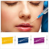 lip augmentation cost by dermal filler