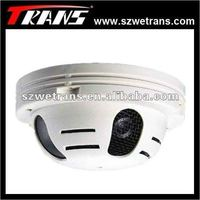 TRANS High resolution 1/3'' Sharp 600TVL Smoke derecto Mini Hidden Camera