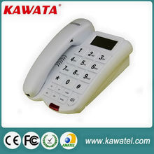 basic function big number caller id landline Telephone
