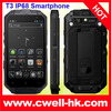 PS-T3 IP68 outdoor waterproof smartphone