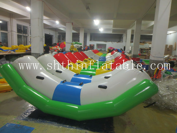 inflatable water teeter totter/water toys