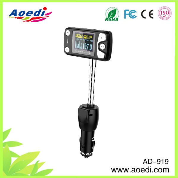 New appearence!!digital usb fm mp3 player circuit,car mp3 player car fm transmitter mp3 driver,mp3 player with fm of AD-919