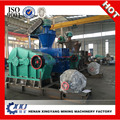 Ash briquetting machine / coal powder briquetting machine with SGS