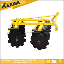 Tractor mounted low price disc harrow sell farm machinery China manufacturer
