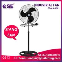 Own style fashionable battery emergency stand fan with CE certificate