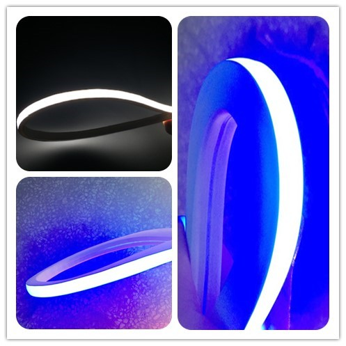 16*16mm CE RoHS certified Soft PVC waterproof topview led neon flex hose 24V
