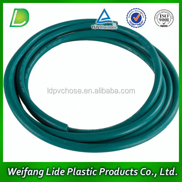 Weight 6.3kg/roll length 50m pvc flexible natural gas hose for stove